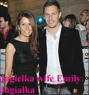 Phil Jagielka wife