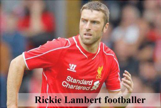 Rickie Lambert biography