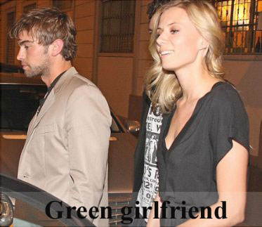 Robert Green girlfriend