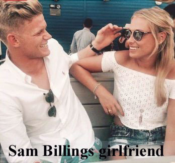 Sam Billings girlfriend