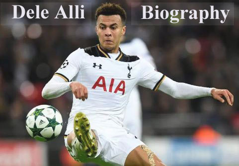 dele alli height