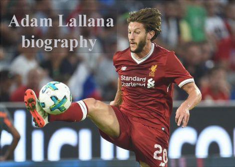 Adam Lallana injury