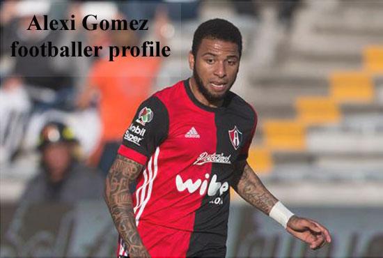 Alexi Gomez profile, height, wife, family, FIFA 18, Peru and club career