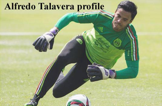 Alfredo Talavera profile
