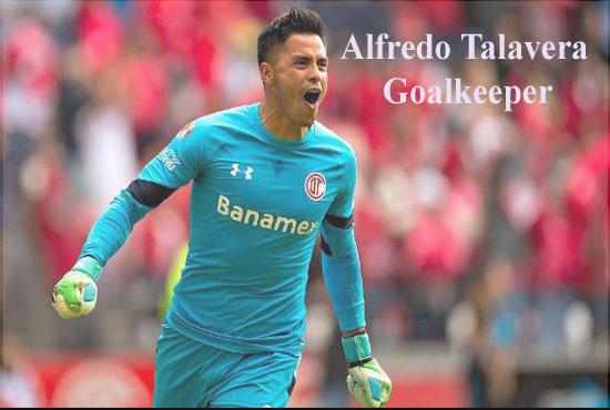 Alfredo Talavera profile, wife, injury, salary, family, FIFA 18 and more