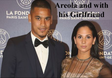 Alphonse Areola girlfriend