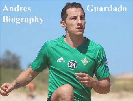 Andres Guardado biography