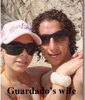 Andres Guardado wife