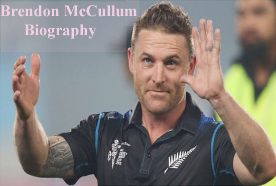 Brendon McCullum Cricketer, records, IPL, wife, family, age, height and more