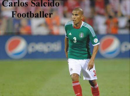 Carlos Salcido profile