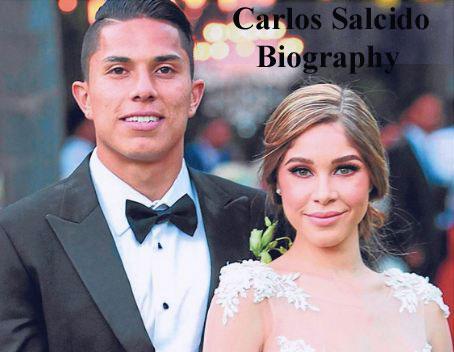 Carlos Salcido wife