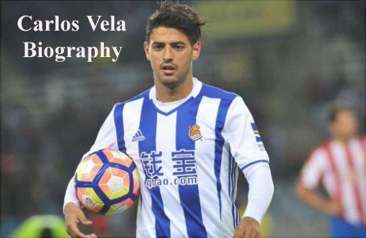 Carlos Vela age