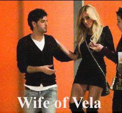 Carlos Vela wife