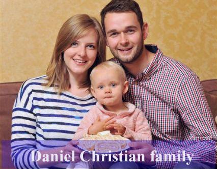 Daniel Christian family