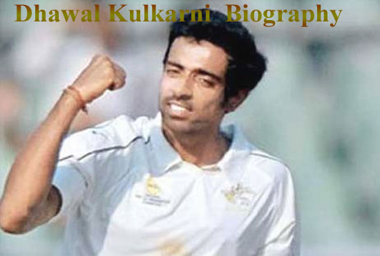 Dhawal Kulkarni biography