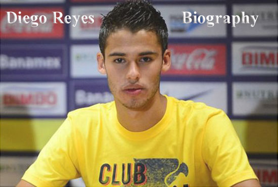 Diego Reyes profile, height, wife, age, transfer, family, FIFA and club career