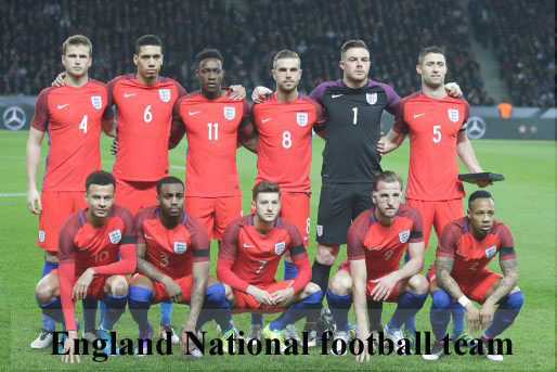 England Football team squad, fixtures, players, results