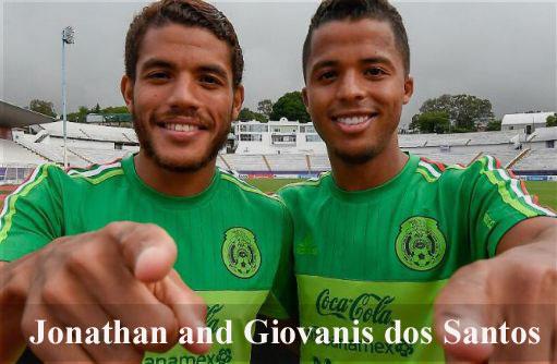 Giovani Dos Santos brother's