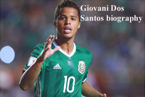 Giovani Dos Santos height