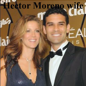 Hector Moreno wife
