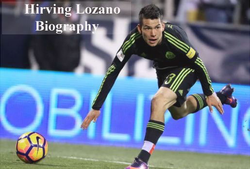 Hirving Lozano news