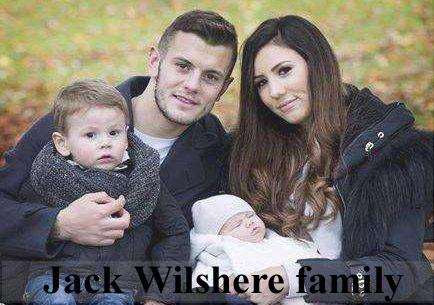 Jack Wilshere family