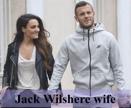 Jack Wilshere wife