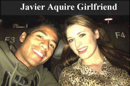Javier Aquino wife