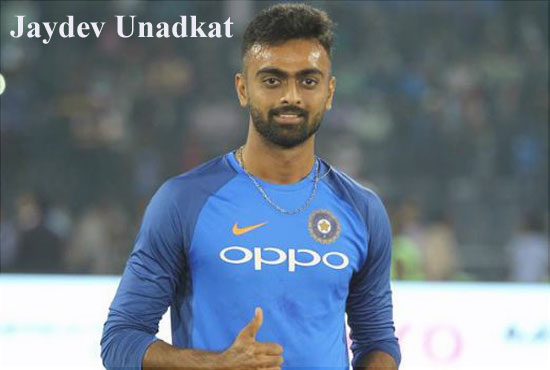 Jaydev Unadkat Cricketer, Bowler, IPL, wife, family, age, height and more