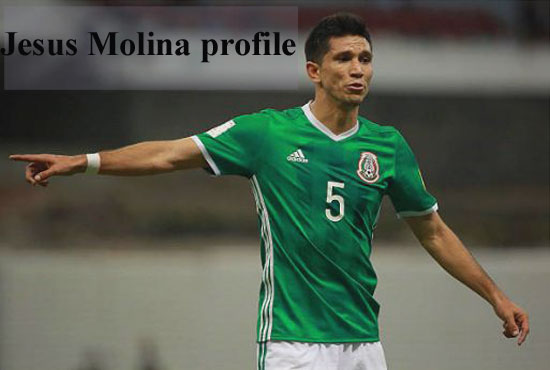 Jesus Molina profile, height, wife, family, age and club career