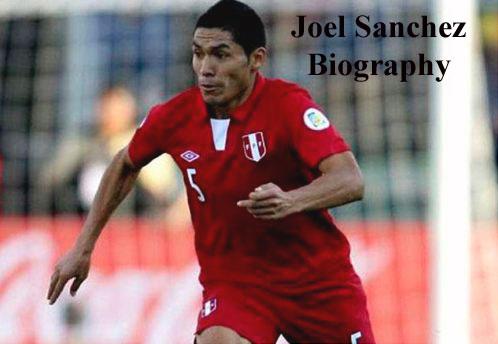 Joel Sanchez biography