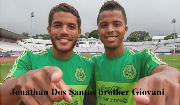 Jonathan Dos Santos brother