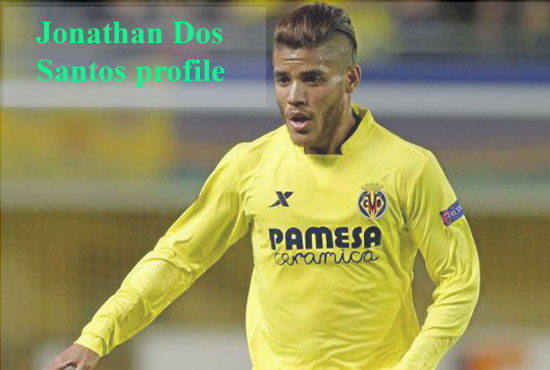 Jonathan dos Santos profile, salary, age, wife, family, FIFA 18 and club career