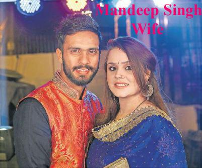 Mandeep Singh wife