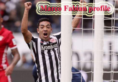 Marco Fabian biography