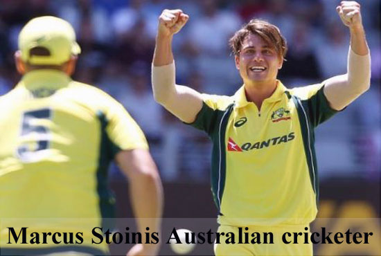 Marcus Stoinis Cricketer, Batting, IPL, wife, family, age, height and more