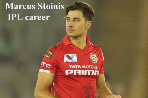 Marcus Stoinis IPL