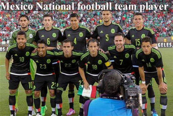 Mexico National Football team roster, schedule, jersey, players and more