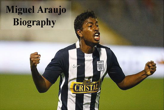 Miguel Araujo footballer, profile, height, wife, family,  and club career