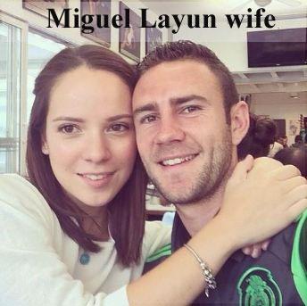 Miguel Layun wife