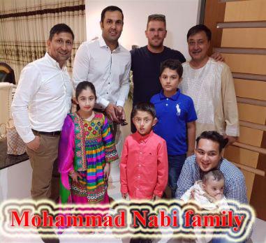 Mohammad Nabi family