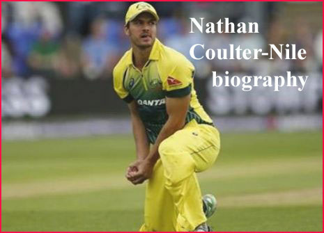 Nathan Coulter-Nile biography
