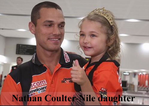 Nathan Coulter-Nile daughter