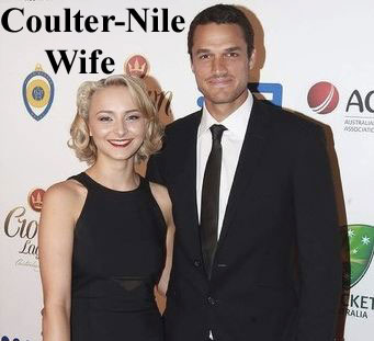 Nathan Coulter Nile wife