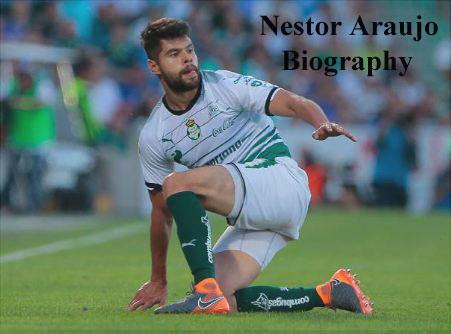 Nestor Araujo current teams