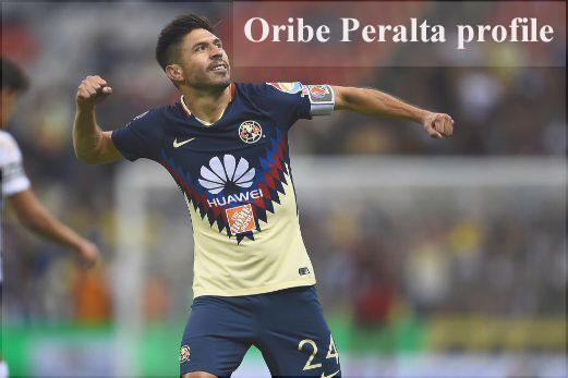 Oribe Peralta biografia