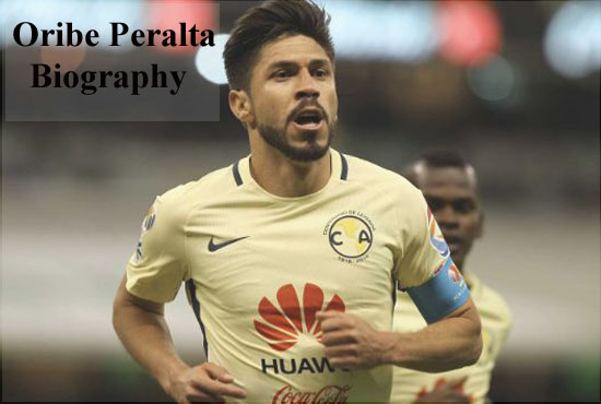Oribe Peralta profile, height, wife, salary, family, FIFA and club career