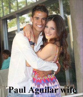 Paul Aguilar wife