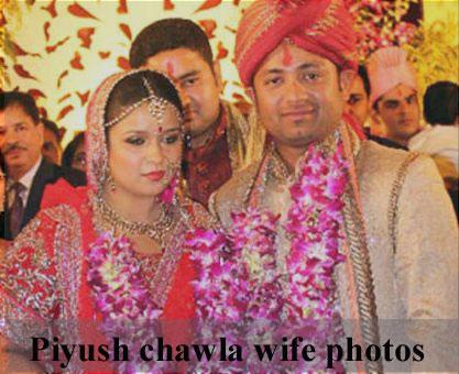 Piyush Chawla wife