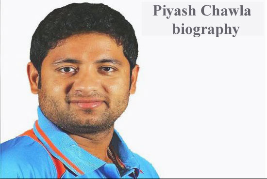Piyush Chawla Cricketer, Bowling, IPL, wife, family, age, height and more
